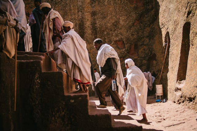 Rock hewn churches of Lalibela, Ethiopia - travel photographers South Africa (107)