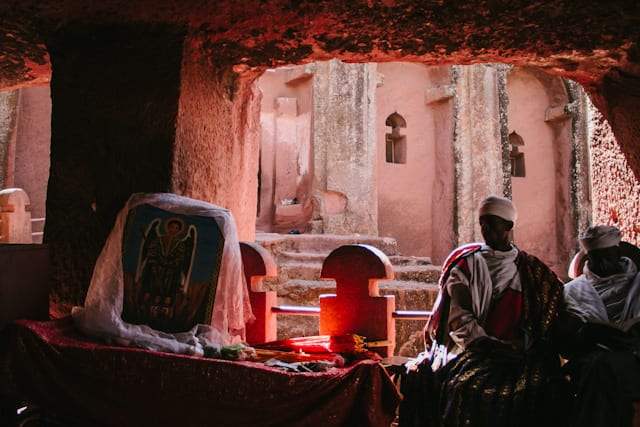 Rock hewn churches of Lalibela, Ethiopia - travel photographers South Africa (109)