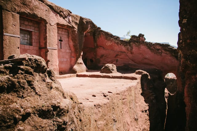 Rock hewn churches of Lalibela, Ethiopia - travel photographers South Africa (120)