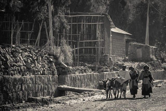 Rock hewn churches of Lalibela, Ethiopia - travel photographers South Africa (2)