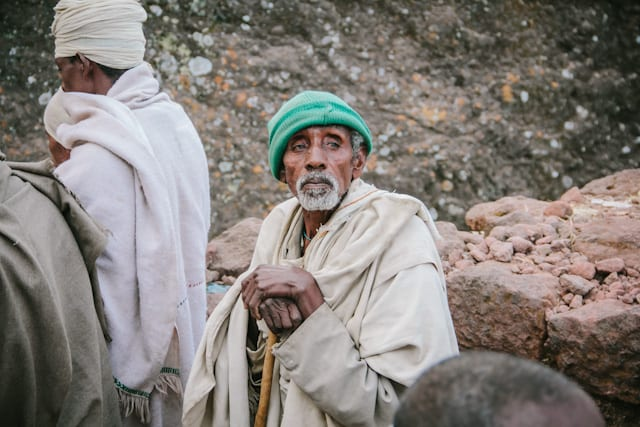 Rock hewn churches of Lalibela, Ethiopia - travel photographers South Africa (39)