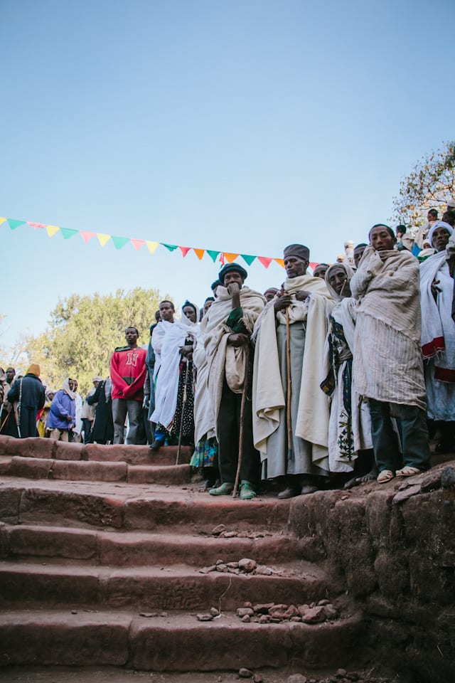 Rock hewn churches of Lalibela, Ethiopia - travel photographers South Africa (41)