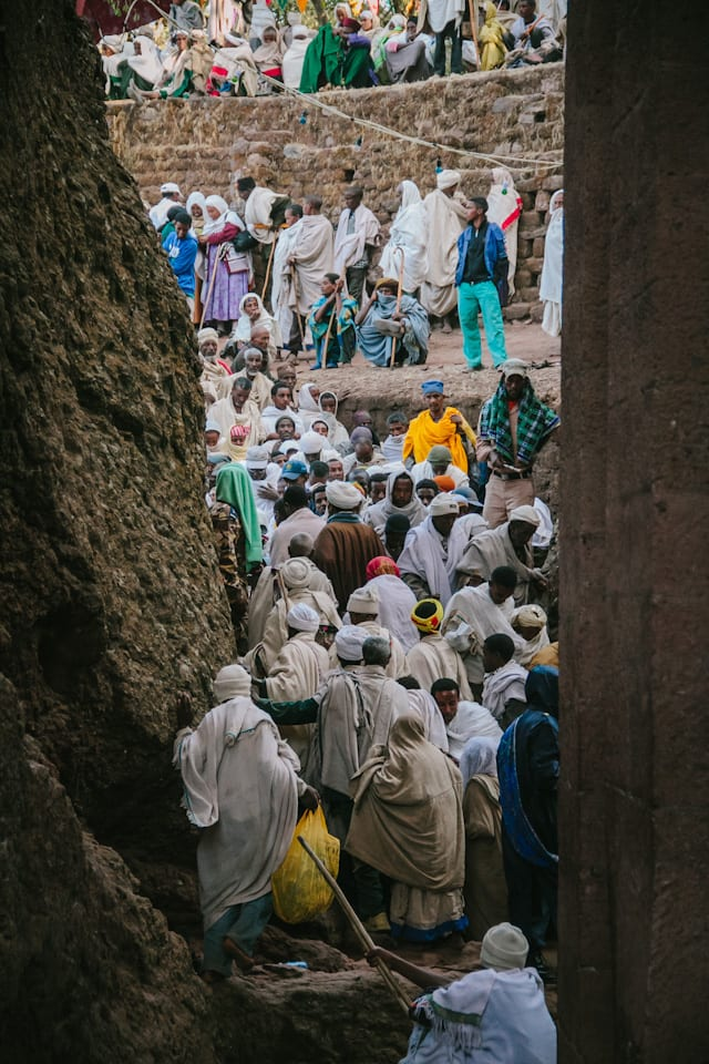 Rock hewn churches of Lalibela, Ethiopia - travel photographers South Africa (54)