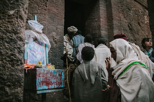 Rock hewn churches of Lalibela, Ethiopia - travel photographers South Africa (55)