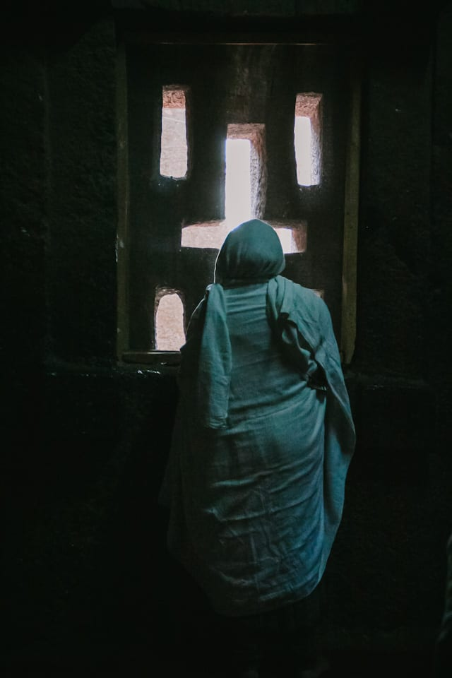 Rock hewn churches of Lalibela, Ethiopia - travel photographers South Africa (57)