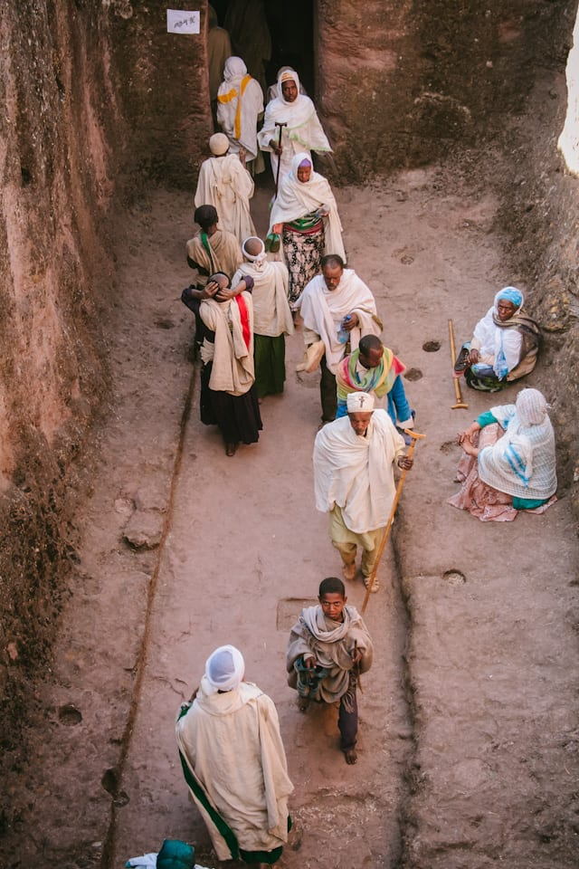 Rock hewn churches of Lalibela, Ethiopia - travel photographers South Africa (62)