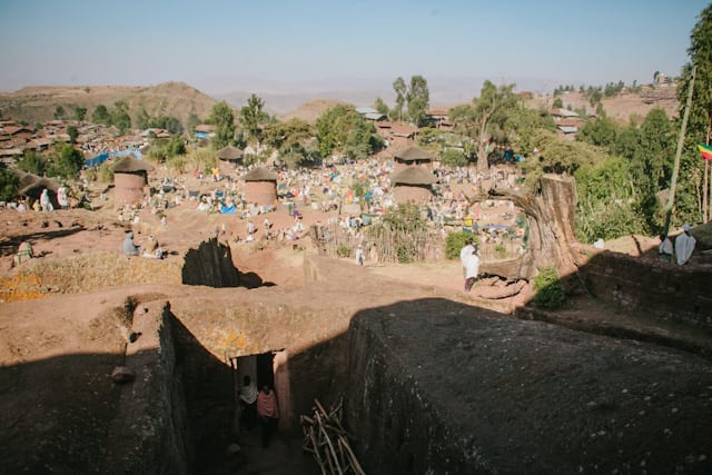 Rock hewn churches of Lalibela, Ethiopia - travel photographers South Africa (65)