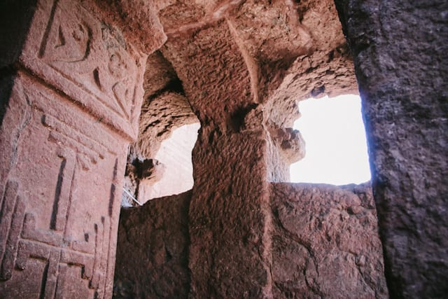 Rock hewn churches of Lalibela, Ethiopia - travel photographers South Africa (70)
