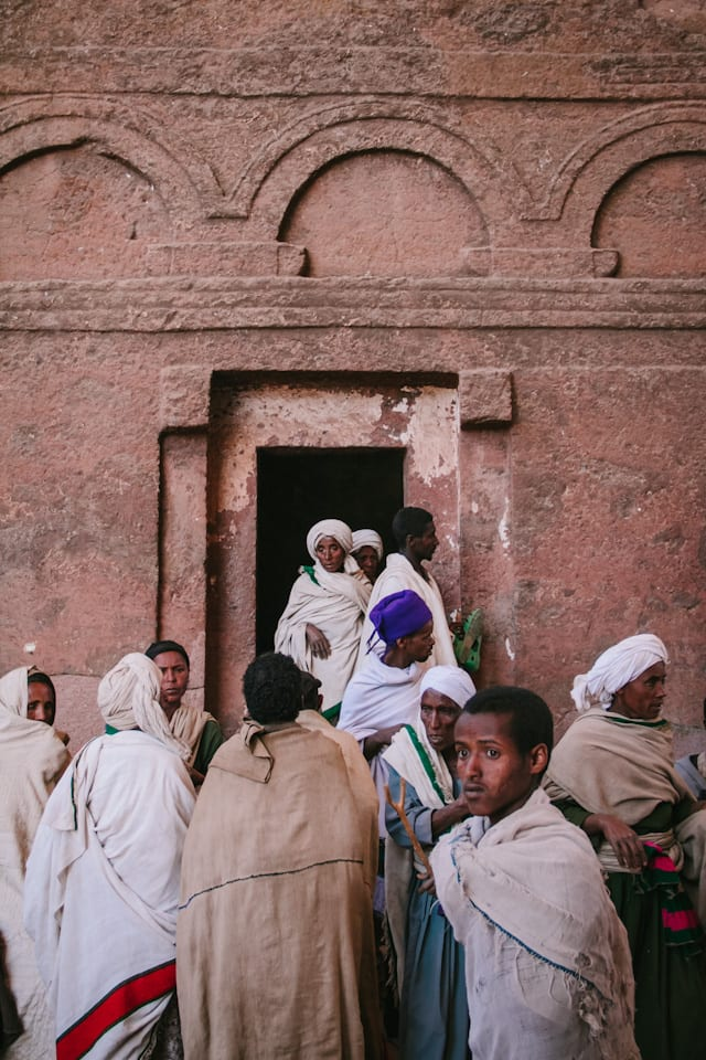 Rock hewn churches of Lalibela, Ethiopia - travel photographers South Africa (82)