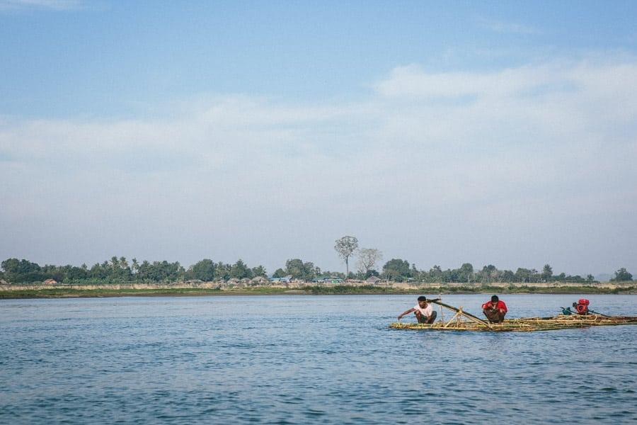 Myanmar-Mrauk U-Chin Villages-006