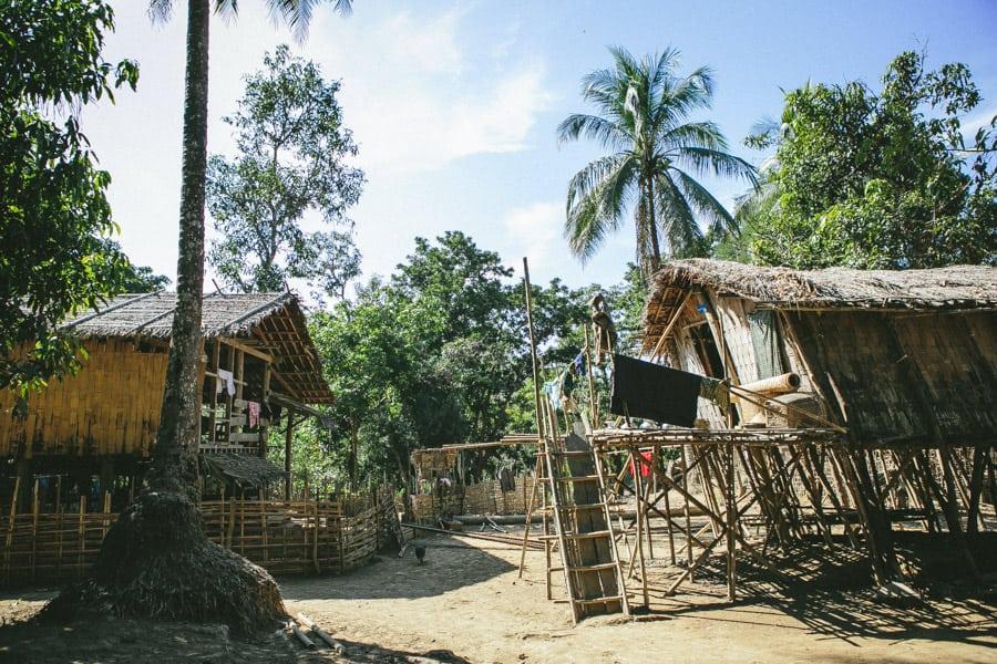 Myanmar-Mrauk U-Chin Villages-019