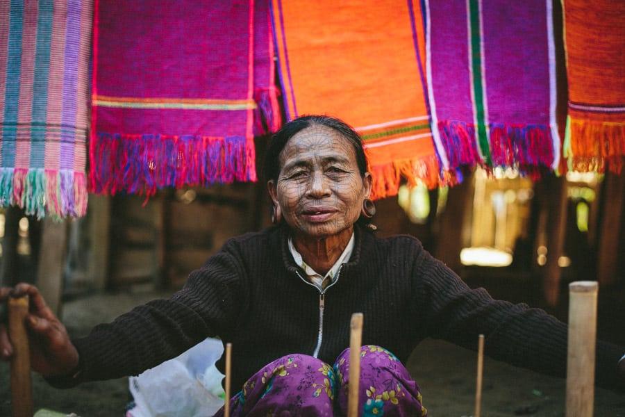 Myanmar-Mrauk U-Chin Villages-022