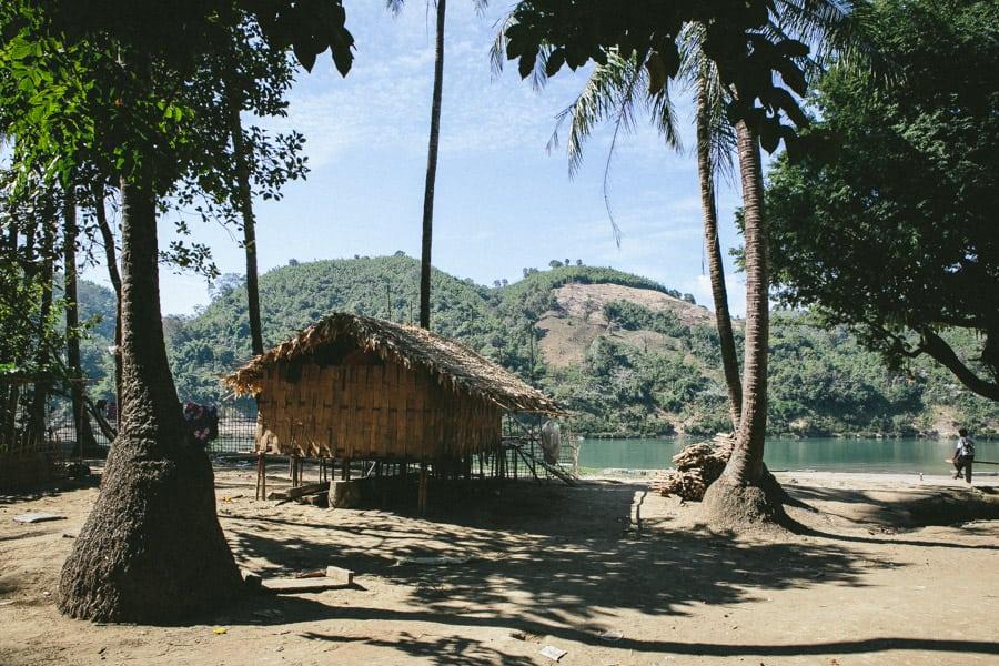 Myanmar-Mrauk U-Chin Villages-033