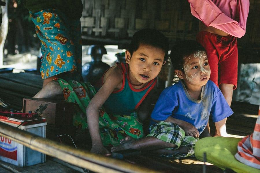Myanmar-Mrauk U-Chin Villages-034