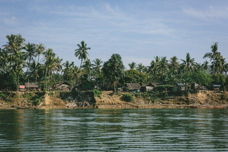 Myanmar-Mrauk U-Chin Villages-037
